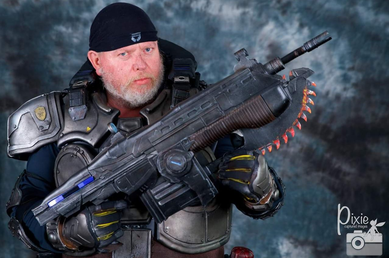 Gears of War Cosplay Part #1